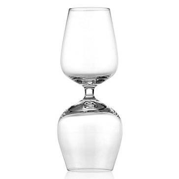 Gemini Double Sided Wine Glass - Set of 4