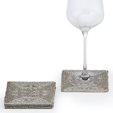 Greek Key Coaster - Set of 4