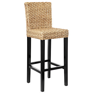 Hyacinth Bar Stool