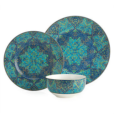 Ibiza Dinnerware Sets Of 4 Entertaining10
