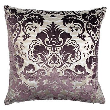 Decorative Pillows Z Gallerie : Juliette Pillow - Aubergine 24