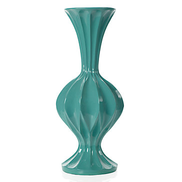 Kamal Vase - Aquamarine