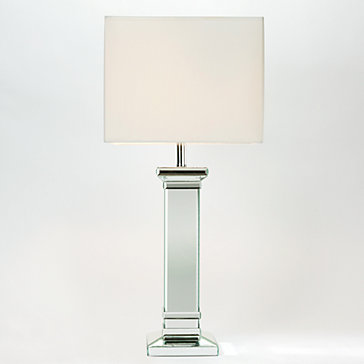 Kendall Mirrored Table Lamp