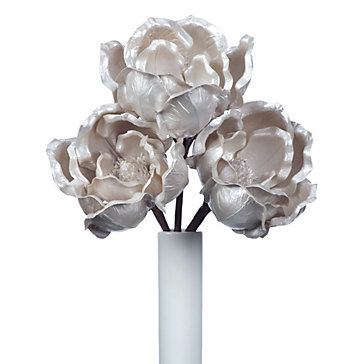Large Magnolia Stem - Set of 3