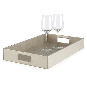 Largo Rectangular Tray