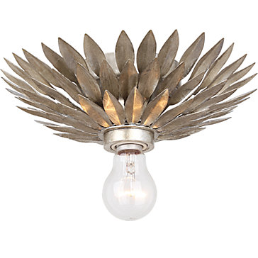 "Laurel Flush Ceiling Sconce - 11""W"