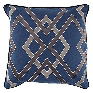 Throw Pillows Z Gallerie : Lenox Pillow 22
