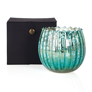 Mercury Candle - Venetian Blue
