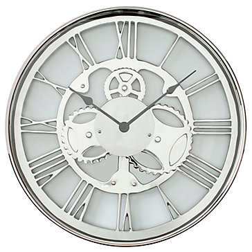 Metal Gear Wall Clock Wall Decor Mirrors Amp Wall Decor