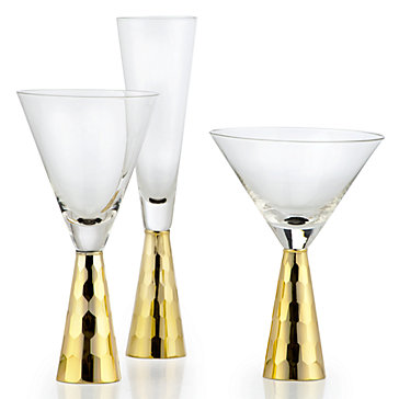 Midas Stemware - Sets of 4
