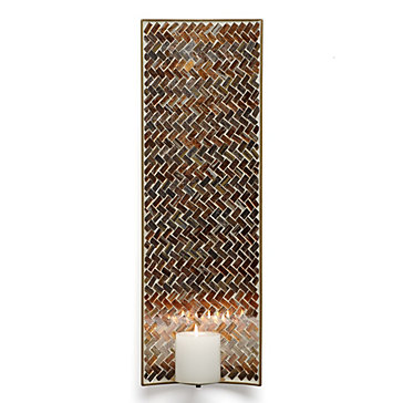 Z Gallerie Wall Art midas wall sconce | candleholders | decor | z gallerie