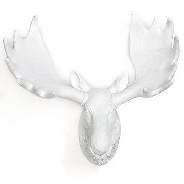 Z Gallerie Moose Head Moose Head - 13 75  H  Wall