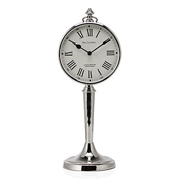 National Gallery Table Clock Clocks Home Accents