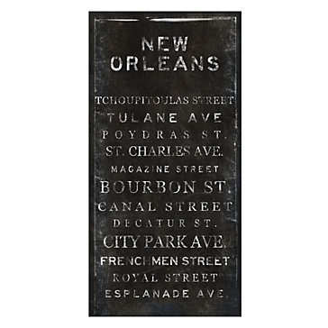 New Orleans - Glass Coat