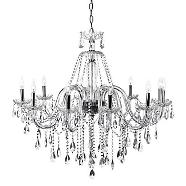 Omni Chandelier Chic Smoke Colored Chandelier Z Gallerie