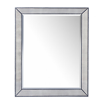Omni mirror regal refinement living room inspiration for Mirror z gallerie