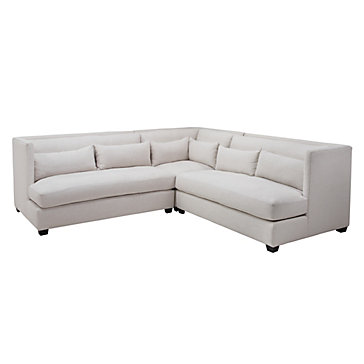 Pierce 3 PC Sectional - Natural