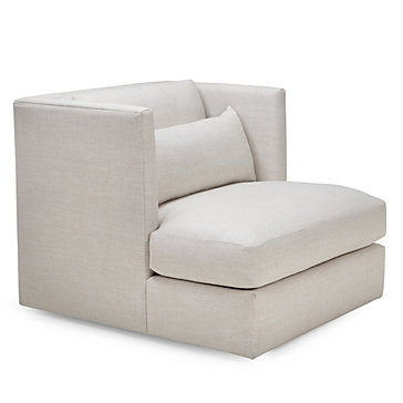 Pierce Swivel Chair - Natural | Chairs | Living Room Furniture ...
