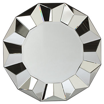 Portico mirror mirrors mirrors lighting z gallerie for Mirror z gallerie