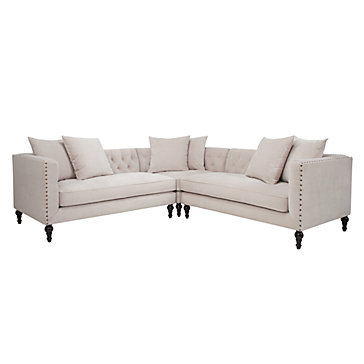 Roberto 3 PC Sectional