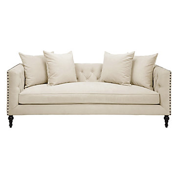 Roberto sofa sofas living room furniture z gallerie for Z gallerie living room chairs