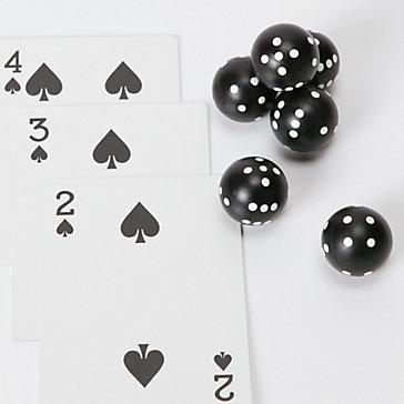 Round Dice - Set of 6