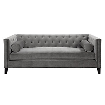 Royce Sofa - Charcoal