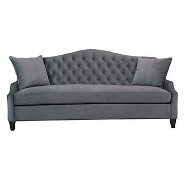 Scarlett sofa sofas sofas sectionals living room for Z gallerie living room chairs