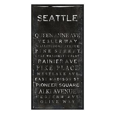 Seattle - Glass Coat