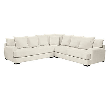 Stella Sectional | Sectionals | Living Room | Furniture | Z Gallerie