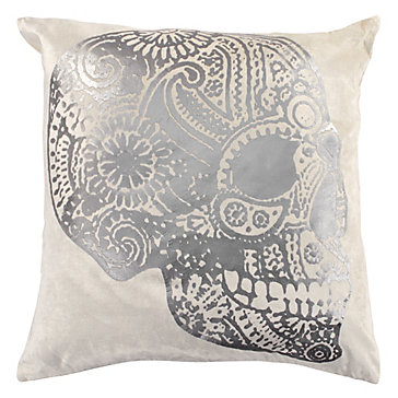 Sugar Skull Pillow 22