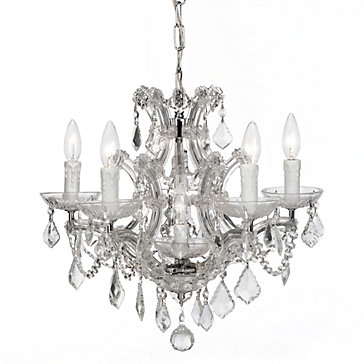 Tallia Chandelier Hanging Lamps Lighting Decor Z