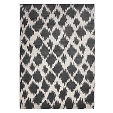 Tangier Rug   Charcoal