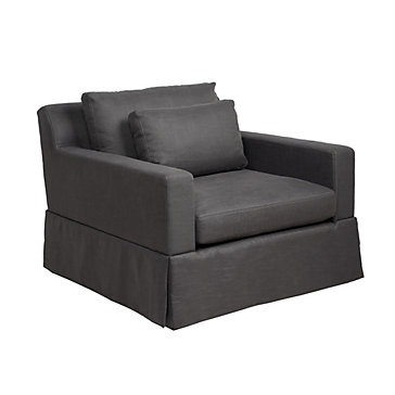 Theodore Chair - Charcoal