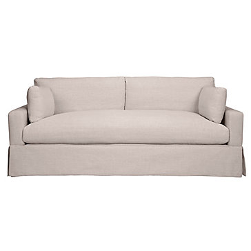 Theodore sofa natural sofas sofas sectionals for Z gallerie living room chairs