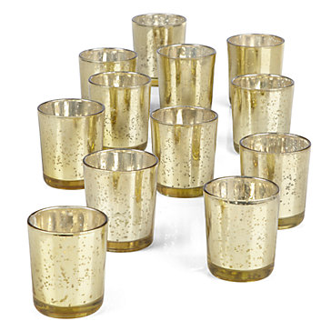 Gold Votive Candle Holders Z Gallerie