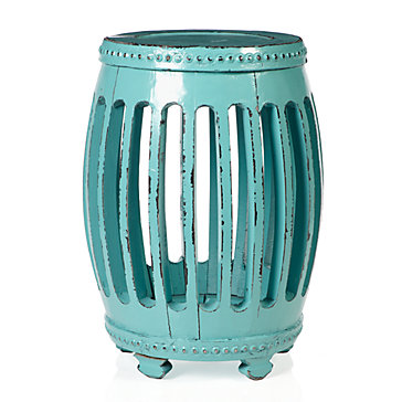 Winslow Stool - Aquamarine