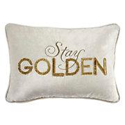 Stay Golden Pillow