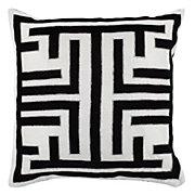 "Labyrinth Pillow 22"""
