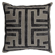 Labyrinth Pillow 22""