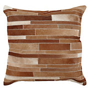 Montara Hair On Hide Pillow 22""