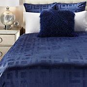 Ming Velvet Bedding - Sapphire