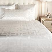 Ming Velvet Bedding - Pearl