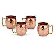 Copper Mule Shot Glass - Set of 4