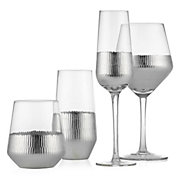 Avelina Glassware - Sets of 4