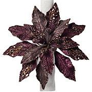 Poinsettia Napkin Ring - Set of 4
