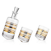 Slant Decanter Set