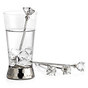 Diamond Stirrers - Set of 4
