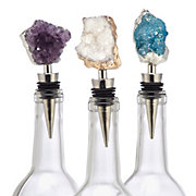 Geode Bottle Stopper