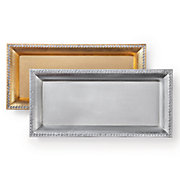 Rectangular Jeweled Trays